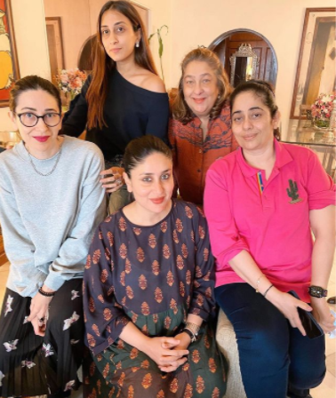 Kareena Kapoor Khan Family