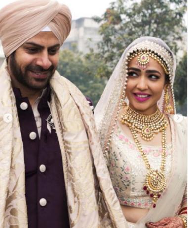 Karanveer Mehra Nidhi Seth Wedding