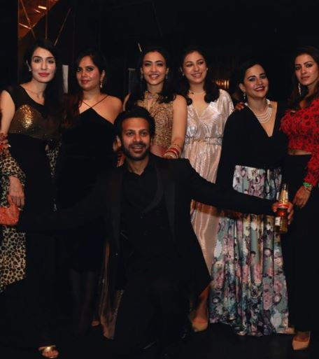 Karan Veer Mehra Nidhi Seth Wedding Chooda