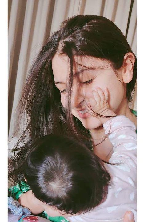 Anushka Sharma and Vamika Sharma Kohli