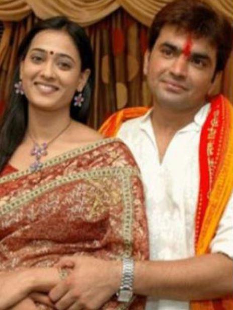 Shweta Tiwari and Raja Chaudhary