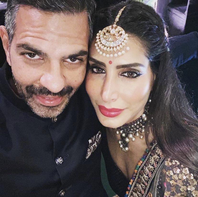 Karisma Kapoor Ex Husband Sunjay Kapur Priya Anniversary