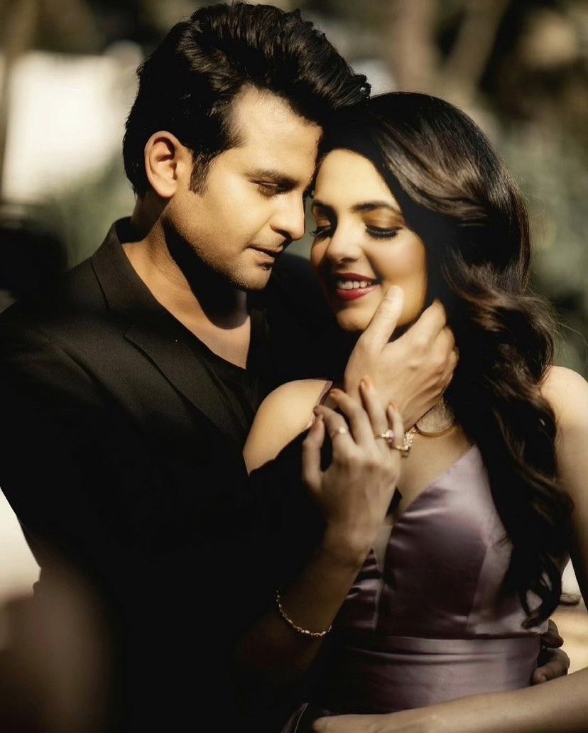 Sugandha Mishra And Sanket Bhosale Engaged