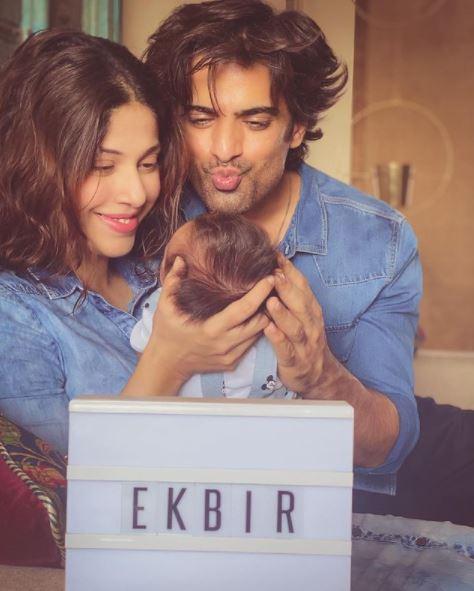Mohit Malik Wife Aditi Malik Baby Boy Ekbir