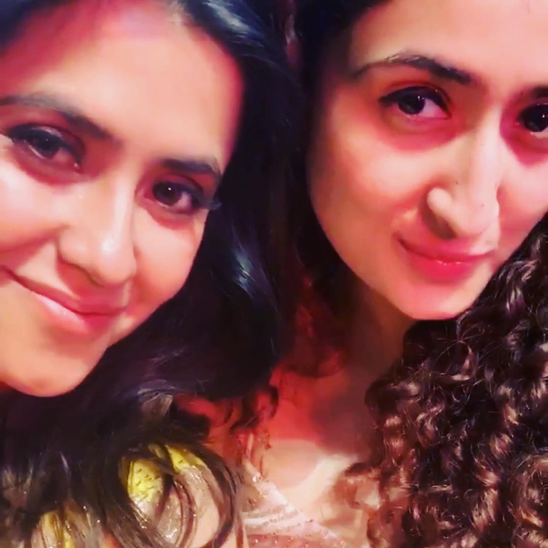 Ruchikaa Kapoor and Ekta Kapoor
