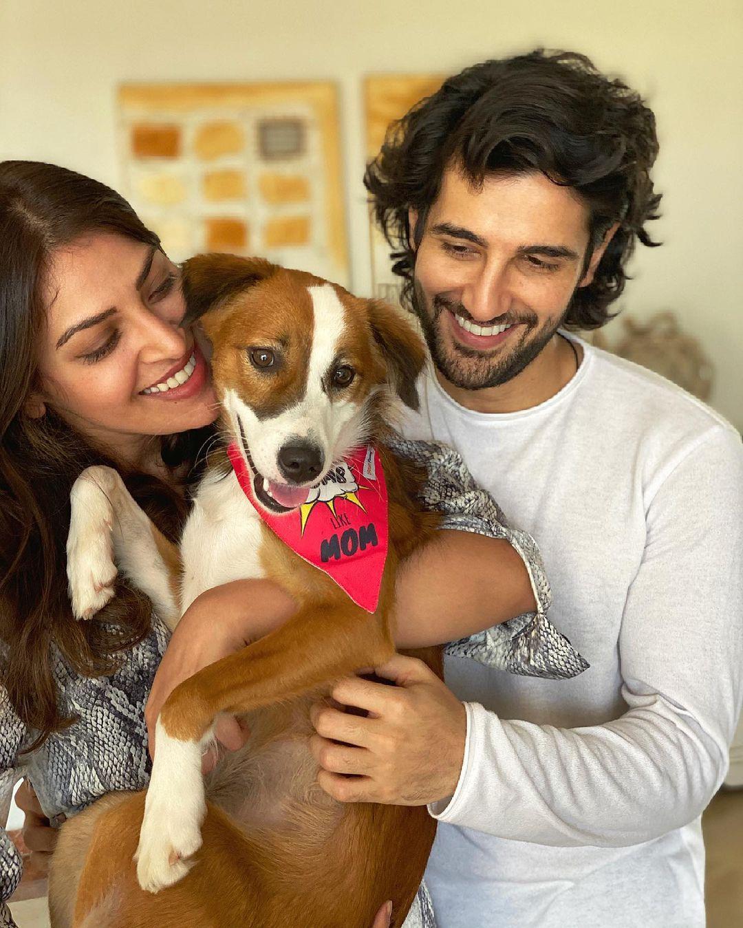 Aditya and Anushka