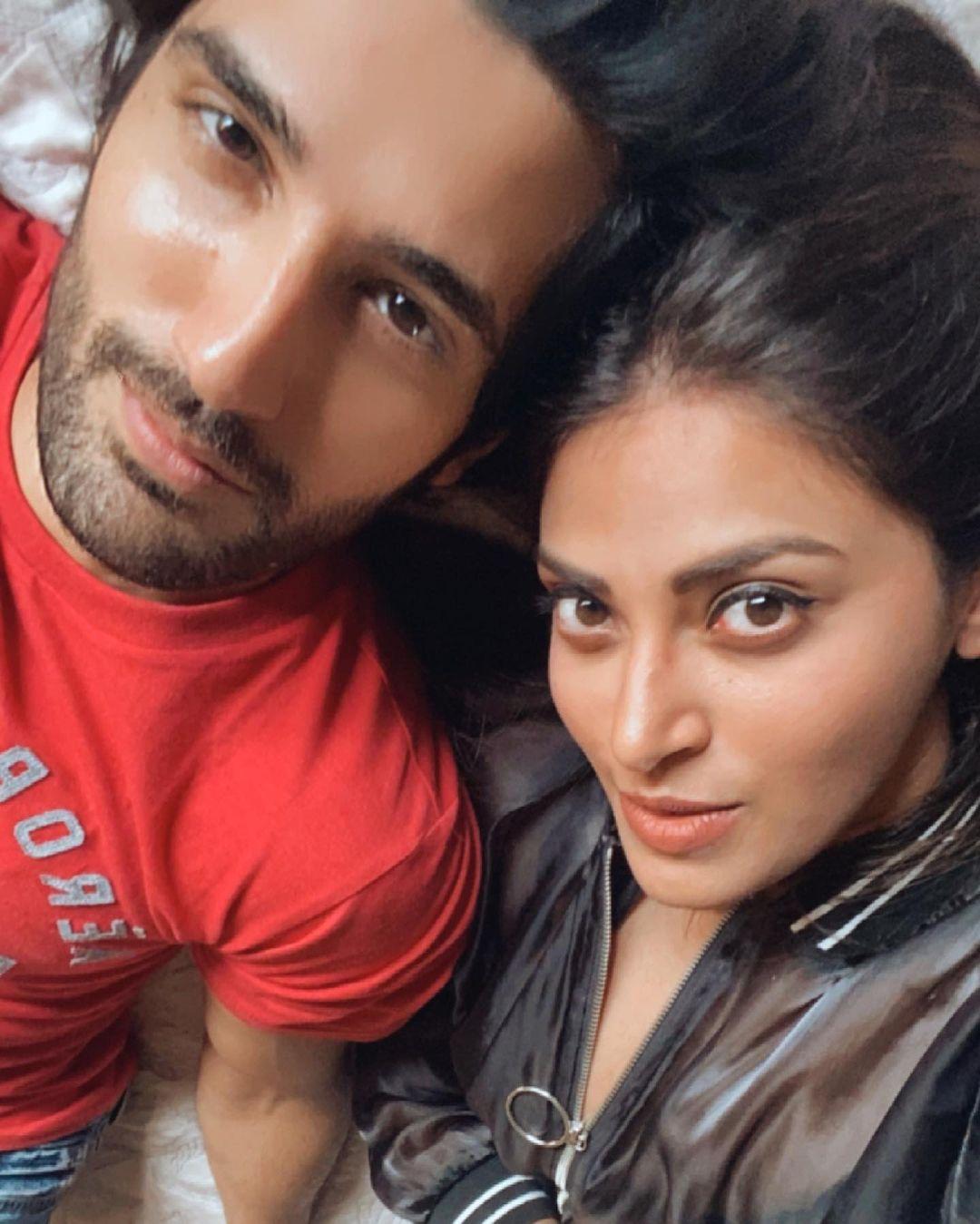 Anushka and Aditya