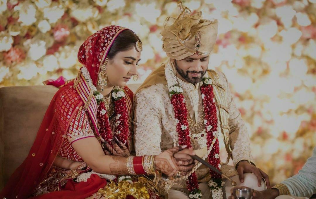 Disha And Rahul Wedding