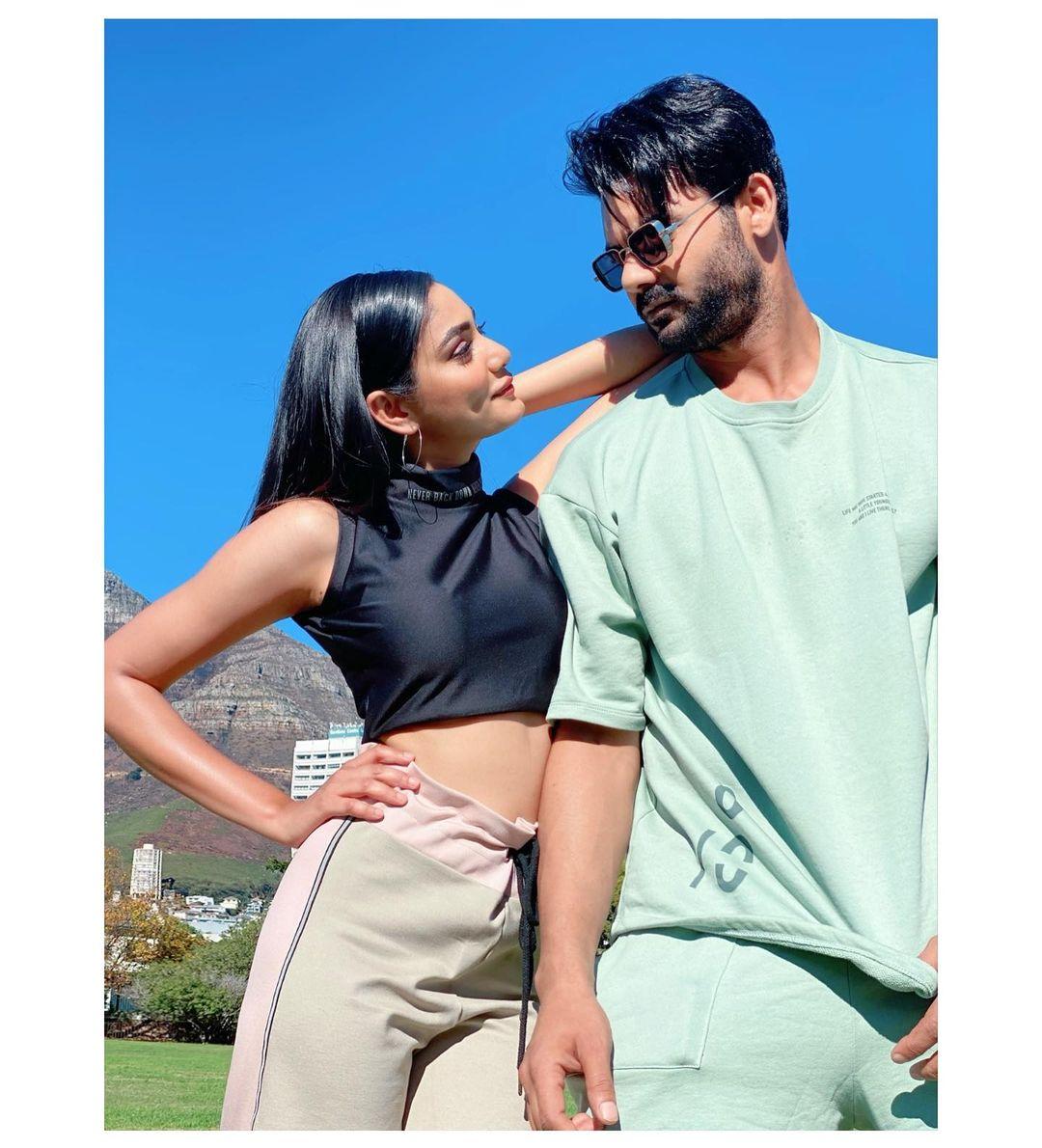 Sana and Vishal