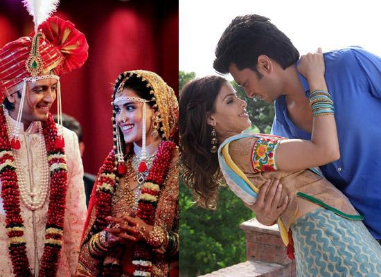 Shaanseforums Beautiful Wedding Story Of Genelia And Riteish Deshmukh