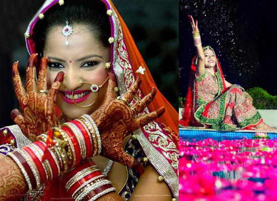 Most Beautiful And Interesting Shots Of Real Indian Brides