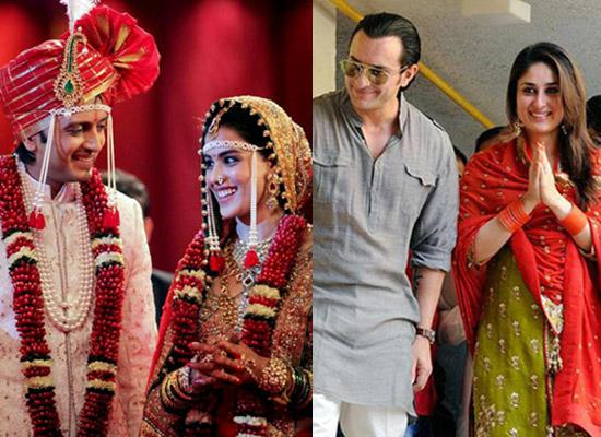 Bollywood Couples And Their Favourite Fashion Designers