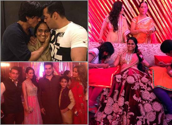 Revealing Exclusive Details Of Arpita Khan And Aayush Sharma's Wedding