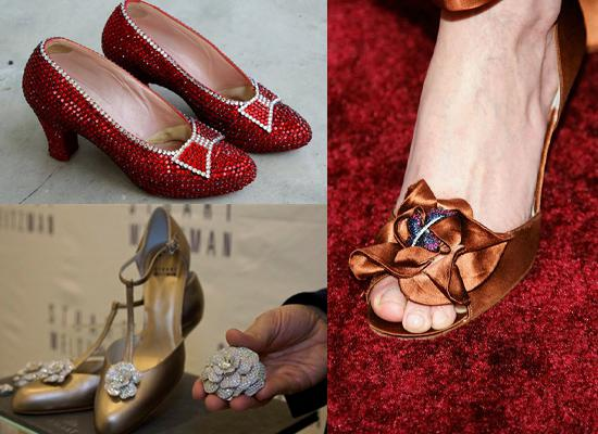 5 Most Expensive Wedding Shoes For Women In The World