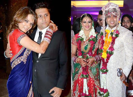 Bollywood And TV Celebrity Weddings Of 2013