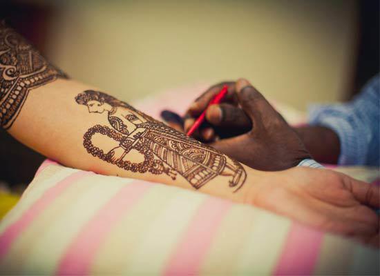 Top 7 Bridal Mehendi Artists in India - BollywoodShaadis.com