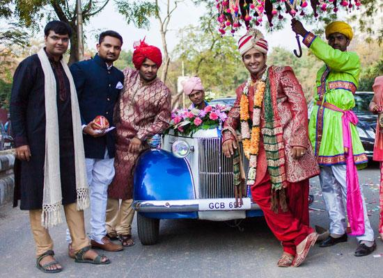 Unique Ideas for Indian Grooms to Make a Grand Wedding Entrance