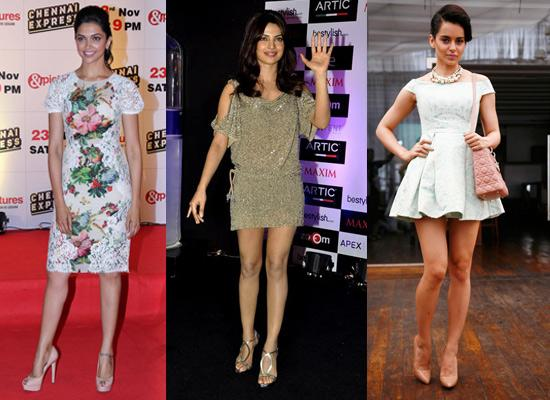 5 Rules To Flaunt A Short Dress