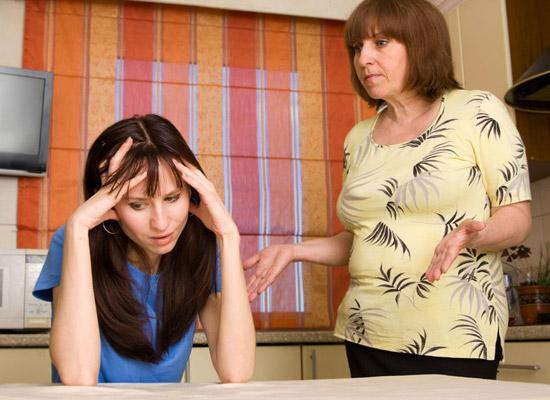 7 Arguments You Should Avoid With Your Daughter-In-Law