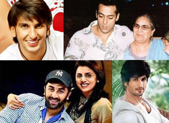 5 Celebrity Bachelors Who Are Mama's Boys