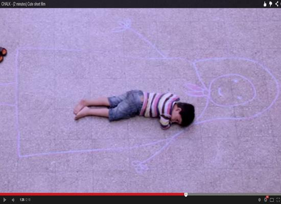 Watch How the Imagination of This Child can Make You Cry