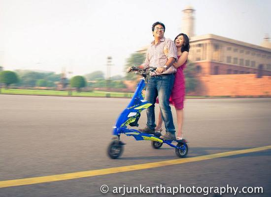 How To Make The Most Of Your Pre-wedding Photo Shoot