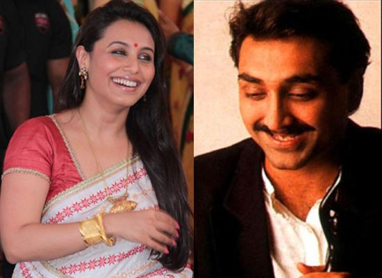 Secret Wedding Of Rani Mukerji And Aditya Chopra Revealed Here