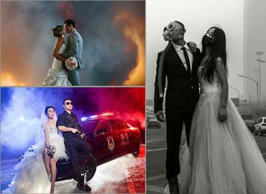 5 Stunning Wedding Photo Shoots That Will Definitely Blow Your Mind With Ideas