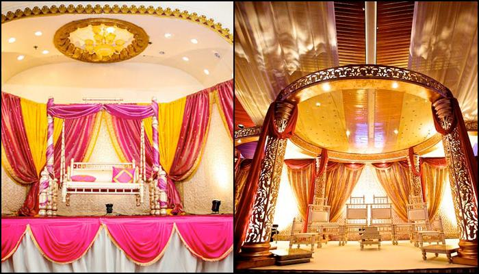 10 stunning stage decor ideas for indian weddings this season Home decoration tips in marathi