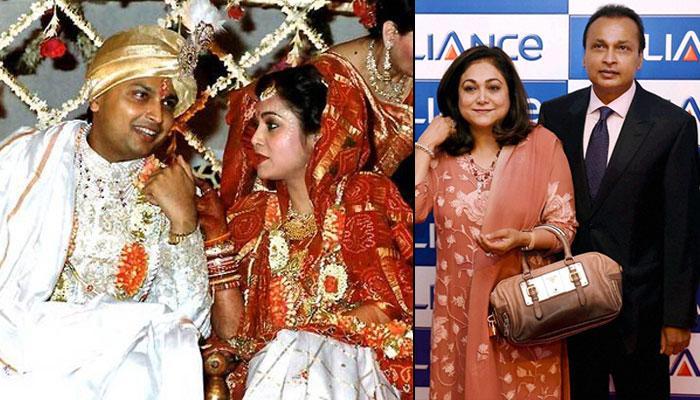 Business World Meets Bollywood The Beautiful Love Story Of Anil Ambani And Tina Munim