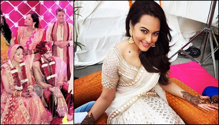 The Wedding Story Of Sonakshi Sinha's Brother Kussh And Taruna