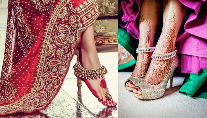 7 Home Remedies For Brides To Heal Aching Feet Due To High Heels