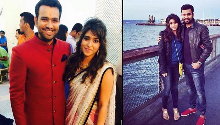 From Best Friends To Soulmates: Rohit Sharma And Ritika Sajdeh Wedding Date Confirmed