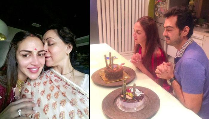 You Have To Have A Baby, Says Hema Malini To Esha Deol On Her Birthday