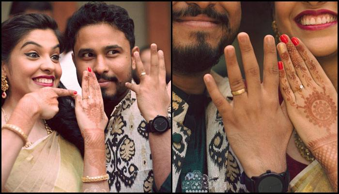 Stand-Up Comedian Abish Mathew Engaged To South Indian Actress Archana Kavi