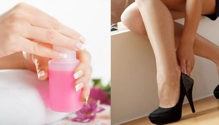10 Unusual Ways You Can Use Nail Polish Remover To Make Your Life Easier