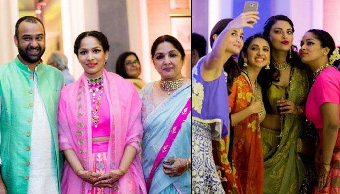 13 Unseen Pictures Of Masaba Gupta And Madhu Mantena's Wedding