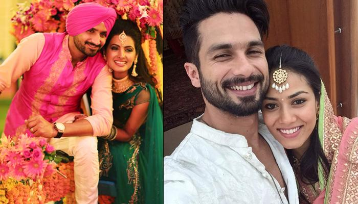 Famous Indian Celebrity Weddings Of 2015