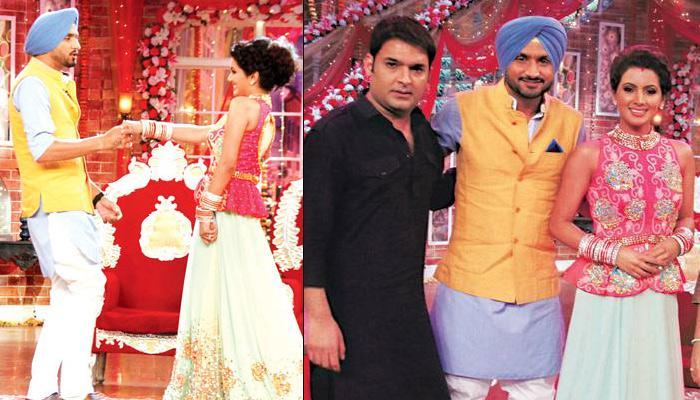 Indian Cricketer Harbhajan Singh And Actress Geeta Basra Get Married Again!