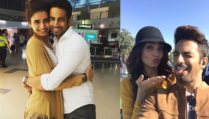 Reality TV Couple Upen Patel And Karishma Tanna Are Definitely Getting Married