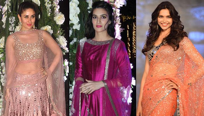 11 Bollywood Beauties Who Dazzled In Manish Malhotra Creations