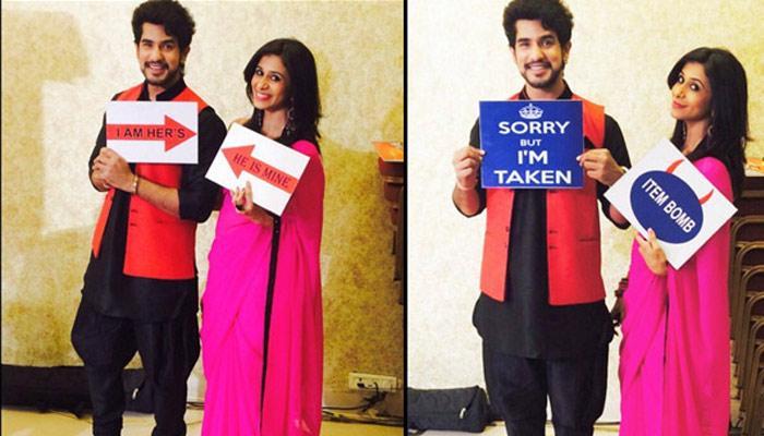 TV's Cutest Couple Suyyash Rai And Kishwer Merchant's Fairytale Love Story