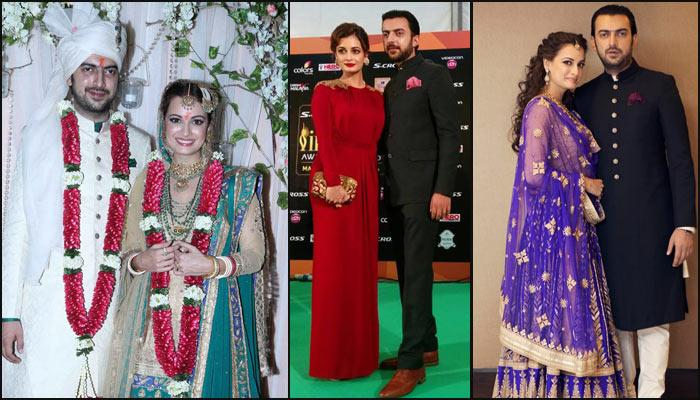 The Love Story Of Dia Mirza And Sahil Sangha That Turned Into A Fairytale Wedding