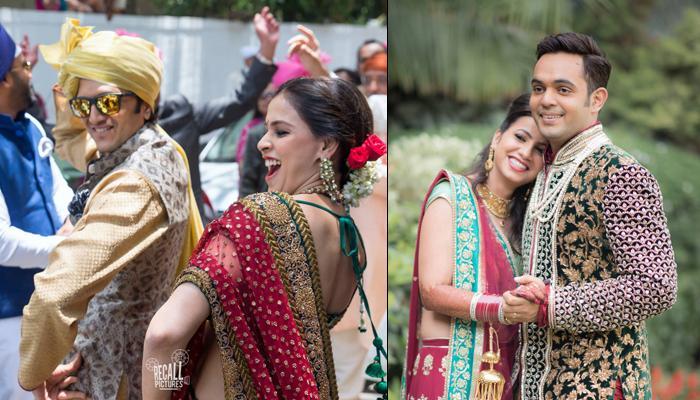 Exclusive Photos Of Genelia Deshmukh's Brother Nigel D'Souza's Dream Wedding With His Lady-Love