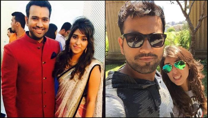 Exclusive: Rohit Sharma And Ritika Sajdeh's Wedding Card And Other Details