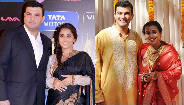 The Endearing Love Story Of Vidya Balan And Siddharth Roy Kapur