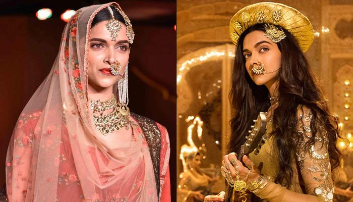 Steal The Look: Deepika Padukone In Bajirao Mastani Will Make You Go Deewani For Her Looks
