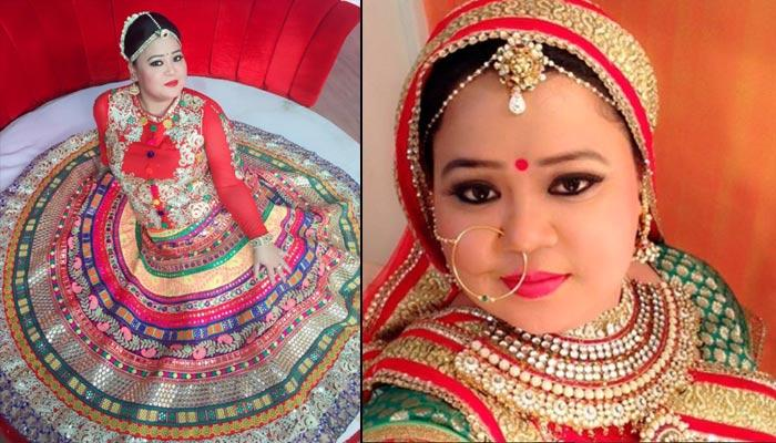 About Marriage Up Singh Bharti Comedian  Plans Her Opens