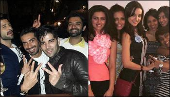 India's Popular TV Star Sanaya Irani And Mohit Sehgal Have Their Bachelor  Parties