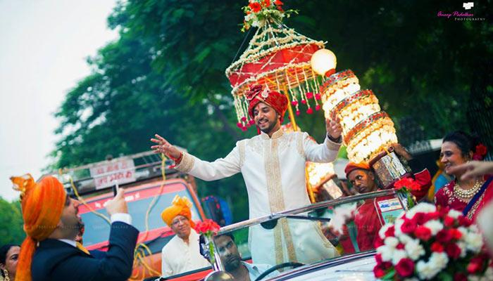 8 Fantastic Ways For Indian Grooms To Make A Grand Entry In Their Wedding